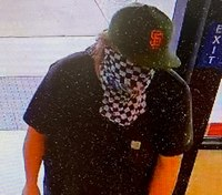 Photo released of suspect in theft of CAL FIRE FF's wallet during wildfire