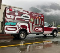 Photo of the Week: New Alaska ambulance design honors local culture