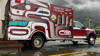 Photo of the Week: New Alaska ambulance design honors local culture