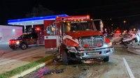 1 dead, 4 injured in Wis. ambulance crash