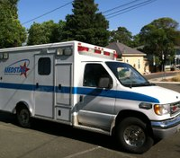 Police: Train blocks Ill. ambulance during emergency call