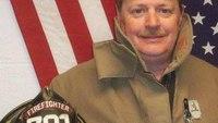 Va. firefighter-EMT dies at fire scene