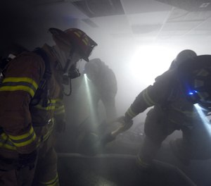 If the bill is passed, it would make a complicated and difficult process easier for the firefighter and their family. (Photo/USAF)