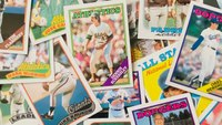 Firefighters help replace kids' baseball cards destroyed in Calif.'s largest wildfire