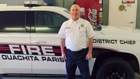 La. fire district chief dies due to COVID-19