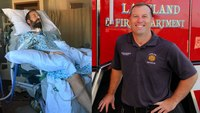 Fla. paramedic returns to work after battle with rare immune disease