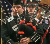 Texas firefighters honor fallen first responders with music