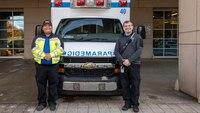 NC paramedics help identify missing girl