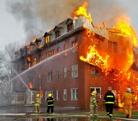 USFA report: 87% of fire-related firefighter injuries are structural-related