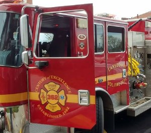 At least seven people were injured after a five-car crash on westbound Route 40 near Catonsville on Sunday morning, officials said. The crash, which happened around 11:30 a.m. close to St. Agnes Lane, left at least one volunteer firefighter injured, said Baltimore County Fire Department spokesperson Tim Rostkowski.
