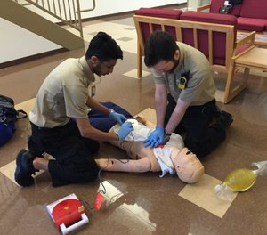 Today'stech-savvy, information-driven, and mission-focused generationof new EMTs and paramedics want more.(Photo/Missouri Southern State University EMS)