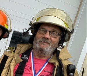 Clayton Fire Chief Donald Kittelson, 55, died due to COVID-19 on Thursday. Kittelson was a third-generation firefighter and 34-year veteran of the department.