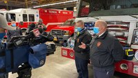 NY FD debuts telemedicine app 'bringing the ER' into homes