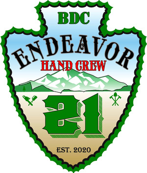 The newly formed Endeavor Hand Crew will work to reduce fuels and provide other fire-related services.