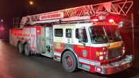 NY FF bails out of window after mayday call