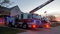 Okla. FF disciplined for transporting burned child in engine