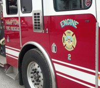 Off-duty firefighters disrupt vacation to help put out NH fire