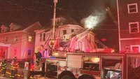 2 Mass. FFs injured rescuing residents from house fire