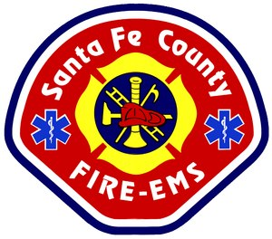 Program officials are using data from the state's Department of Health and from 911 calls to find people who have overdosed and survived. (Photo/Santa Fe County Fire Department)