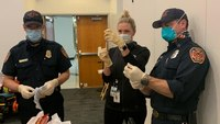 Calif. FF-medics administer 850 vaccines in under 3 hours after freezer breaks