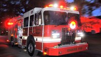 Ind. firefighter injured after pant leg catches fire
