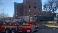 2 FDNY FFs among 12 injured in 'all-hands' fire
