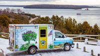 Photo of the Week: Mich. EMS unveils one-of-a-kind ambulance