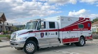 W.Va. FD plans to restore ambulance service with donated rig