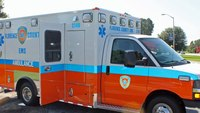 2 SC paramedics injured in ambulance crash