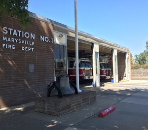 About 205 kilowatts of solar photovoltaic power have been installed on rooftops and in parking structures at three sites around the city including the City Hall and police department building, the fire station and the public works' yard.