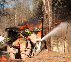 Not only big city fire departments and big events are benefiting from FirstNet; rural fire departments are employing FirstNet as well. (Photo/FirstNet)
