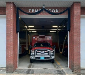 The Templeton Fire Department is mourning the loss of EMT Tracy Ferrazza, who was killed in an off-duty car crash Sunday.