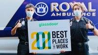 Glassdoor names Royal Ambulance a top 50 U.S. workplace