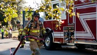 Training for firefighter mental resilience