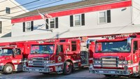 Mass. FFs rescue unconscious man from burning hotel room