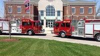Ky. fire station struck by lightning