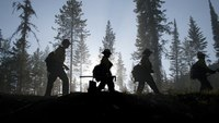USFS seeks help solving theft of $45K in equipment from Wash. hotshots