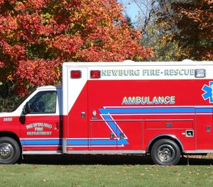 Newburg EMTs saved