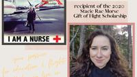 Public safety aviation group announces winner of flight nurse memorial scholarship
