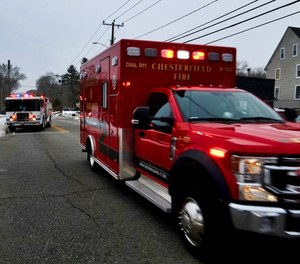 Chesterfield Fire Company Public Information Officer Steven E. Frischling was arrested for photos taken at a crash scene in February. Frischling said the photos did not show the victims' faces and that he stayed within the law when performing his duties.