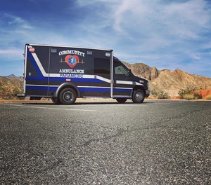 Community Ambulance is offering up to $10,000 to attract providers for the positions of EMT, AEMT and paramedic.