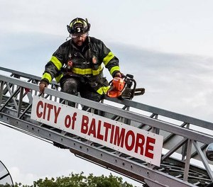 On average, about 30 percent of the city's 371 fire and medical shifts the department must fill each day are going to personnel working for extra pay. (Photo/Baltimore Fire Department)