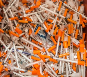 The legislation — CS/HB 171 in the House and CS/SB 366 in the Senate — would expand a pilot needle exchange program in Miami-Dade that state lawmakers approved for a five-year test run in 2016. (Photo/University of Cincinnati)
