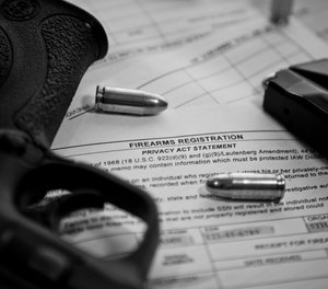 A Kansas law, which became effective on July 1, 2016, makes it legal for firefighters and EMS personnel to have a concealed carry weapon while on duty. (Photo/USAF by Airman 1st Class Justin Armstron)