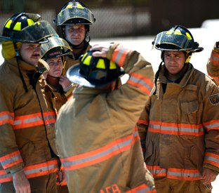 Three steps to collaborative fire service leadership