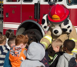 """In 1947, President Harry S. Truman called for a National Conference on Fire Prevention due to the continued increase if loss of life and property from fire. From this conference grew the national fire administration, smoke alarms, even """"Sparky"""" the fire dog, among other innovative programs."""