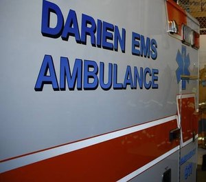 Charges have been dropped against an 18-year-old Darien EMS-Post 53 EMT who was arrested after treated an injured girl at a party. Darien EMS-Post 53 provides EMS services while giving high school students experience as EMTs. (Photo/Darien EMS - Post 53 Facebook)