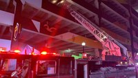 5 Mass. firefighters injured in parking garage fire
