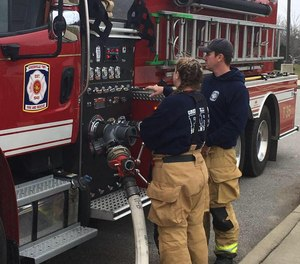 The Greenville Township Volunteer Fire Department is gathering petitions from homeowners to support the creation of fire district in order to receive approval from the county commissioners.