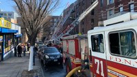 8 FDNY firefighters injured in fatal 3-alarm blaze